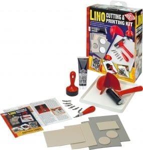 Essdee Lino Cutting & Printing Kit