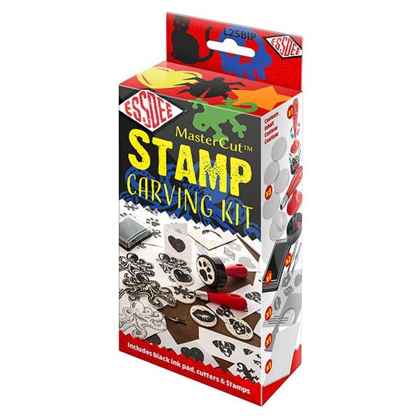 Essdee MasterCut Stamp Carving Kit