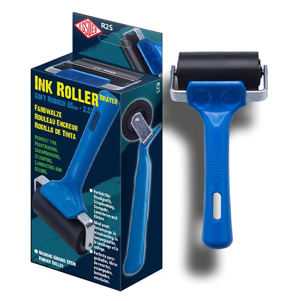 Essdee Soft Rubber Ink Rollers (65mm)
