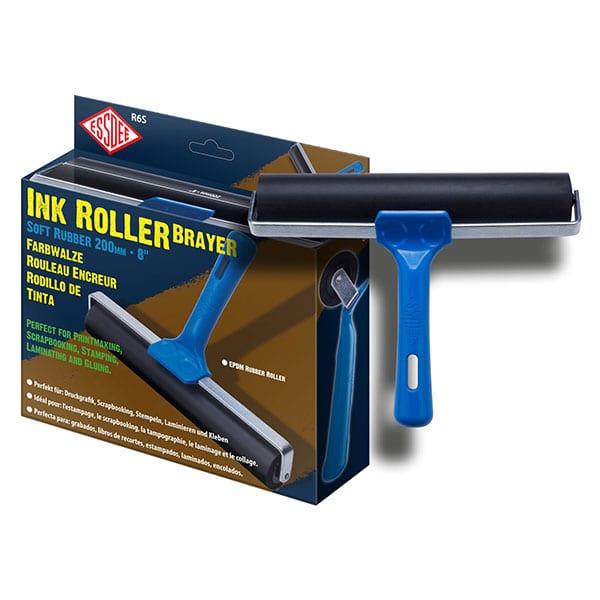 Essdee Soft Rubber Roller (200mm)