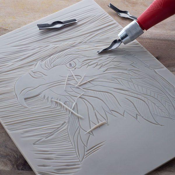 Essdee Softcut Packs of 10 Sheets 100 x 150mm