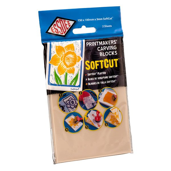 Essdee SoftCut Retail Hanging Packs (2 pieces) 101 x 152mm
