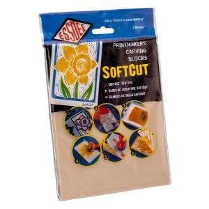 Essdee SoftCut Retail Retail Hanging Packs (2 pieces) 152 x 203mm