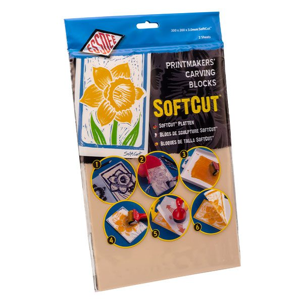 Essdee SoftCut Retail Retail Hanging Packs (2 pieces) 203 x 305mm