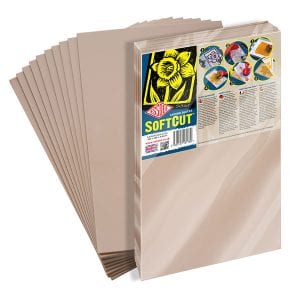 Essdee Softcut Packs of 5 Sheets 300 x 400mm