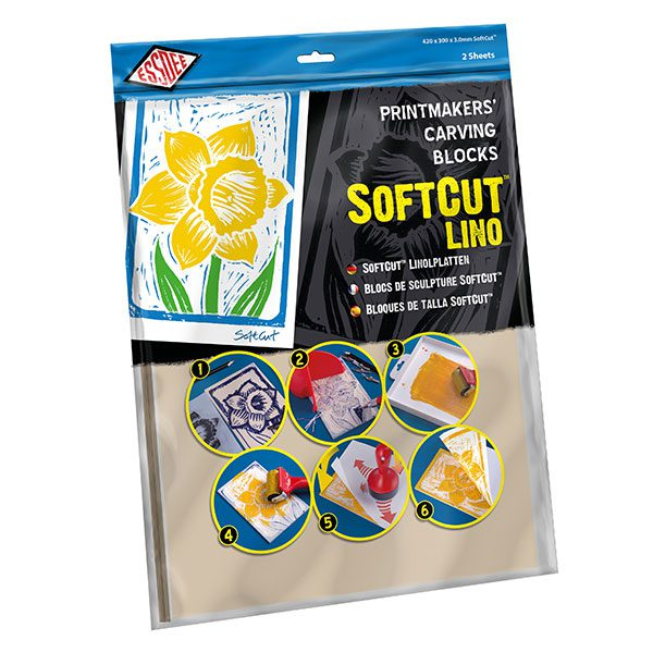 Essdee SoftCut Retail Retail Hanging Packs (2 pieces) 305 x 406mm