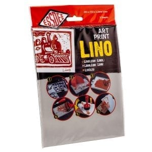 Lino Hanging Pack (2 Pieces - 152 x 203mm)