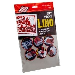 Lino Hanging Pack (2 Pieces - 203 x 305mm)