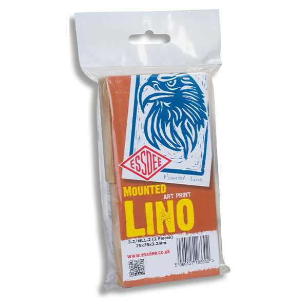Mounted Lino Hanging Pack (2 pieces - 75 x 75mm)