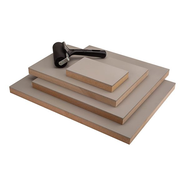 Mounted Lino (Pack of 10 - 152 x 203mm)